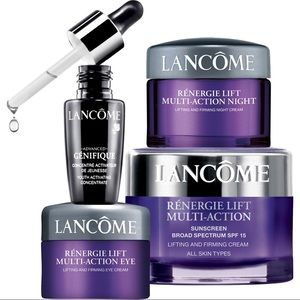 NEW Lancôme Renergie Lift box set